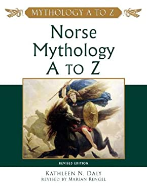Norse Mythology A to Z 9780816051564