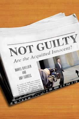 Not Guilty: Are the Acquitted Innocent? 9780814732175