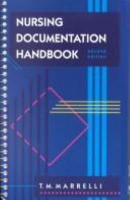 Nursing Documentation Handbook 9780815164050