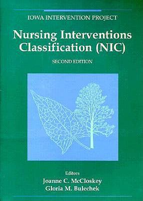 Nursing Interventions Classification 9780815163022