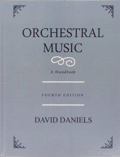 Orchestral Music: A Handbook 9780810856745