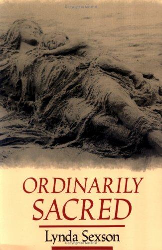 Ordinarily Sacred 9780813914169
