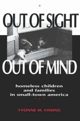 Out of Sight Out of Mind-Pa 9780813108728