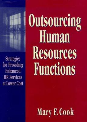 Outsourcing Human Resources Functions 9780814404195