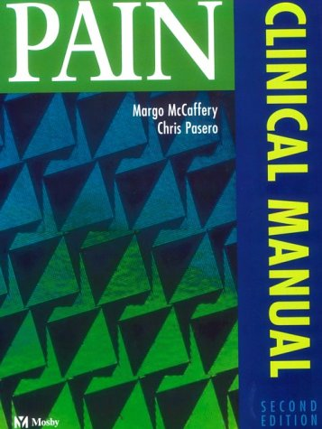 Pain: Clinical Manual 9780815156093