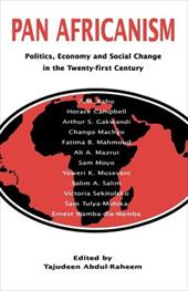 Pan-Africanism: Politics, Economy, and Social Change in the Twenty-First Century 3440644