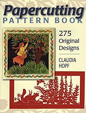 Papercutting Pattern Book 9780811705752