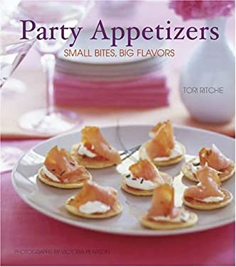 Party Appetizers: Small Bites, Big Flavors 9780811842921