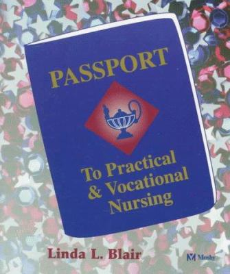 Passport to Practical and Vocational Nursing 9780815126201