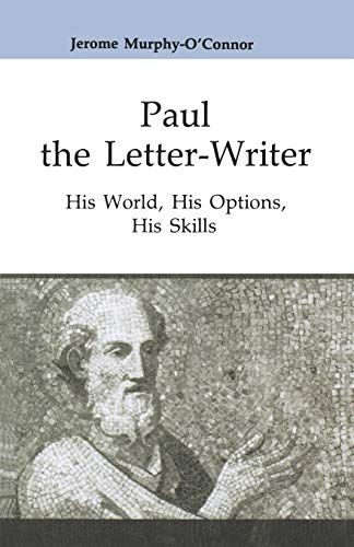 Paul the Letter-Writer 9780814658451