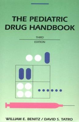 Pediatric Drug Handbook: Year Book Handbooks Series 9780815106654