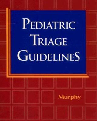 Pediatric Triage Guidelines 9780815173335
