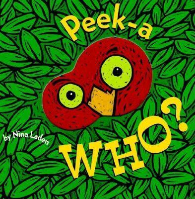 Peek-A-Who? 9780811826020