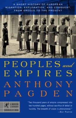Peoples and Empires 9780812967616