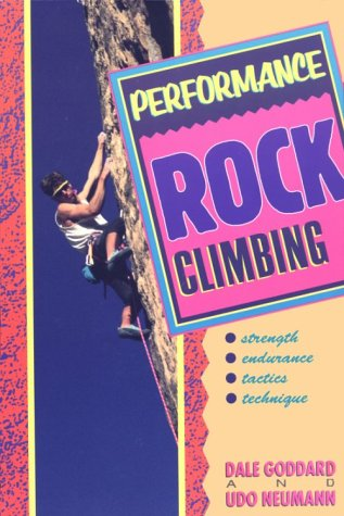 Performance Rock Climbing 9780811722193