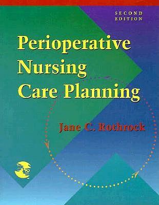 Perioperative Nursing Care Planning 9780815171478