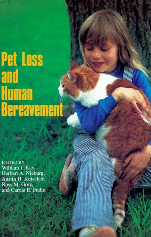 Pet Loss and Human Bereavement 9780813813271