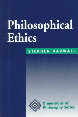 Philosophical Ethics: An Historical and Contemporary Introduction 9780813378602