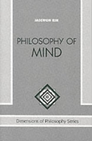 Philosophy of Mind 9780813307763