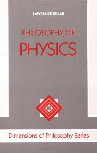 Philosophy of Physics 9780813306254