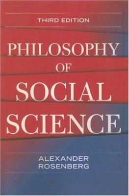 Philosophy of Social Science 9780813343518