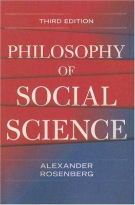 Philosophy of Social Science 9780813343518