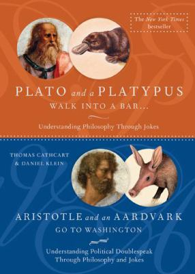 Plato and a Platypus/Aristotle and an Aardvark Boxed Set 9780810983779