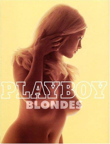 Playboy Blondes 9780811848565
