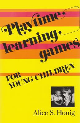 Playtime Learning Games for Young Children 9780815601784