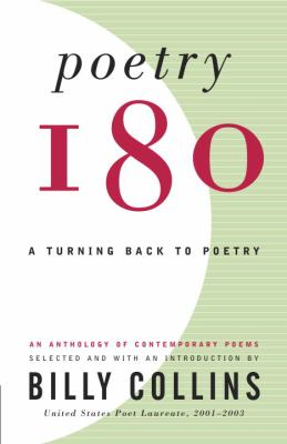 Poetry 180: A Turning Back to Poetry 9780812968873