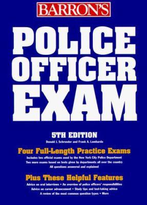 Police Officer Exam \ 9780812097337