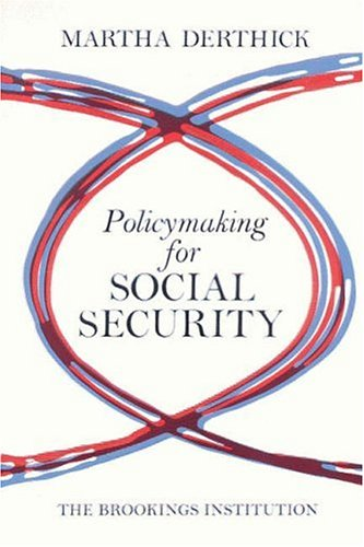 Policymaking for Social Security 9780815718154