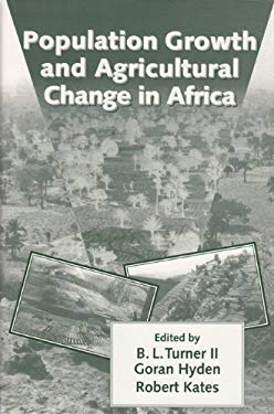 Population Growth and Agricultural Change in Africa 9780813012193