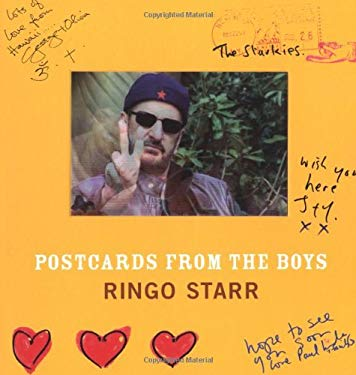 Postcards from the Boys 9780811846134