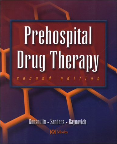 Prehospital Drug Therapy 9780815129653