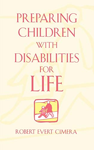 Preparing Children with Disabilities for Life 9780810845190