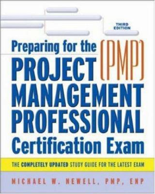 Preparing for the Project Management Professional: PMP Certification Exam 9780814408599