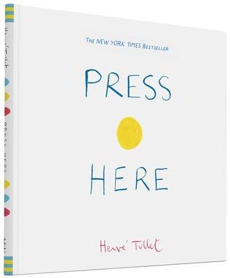 Press Here 9780811879545