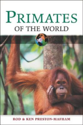 Primates of the World 9780816052110