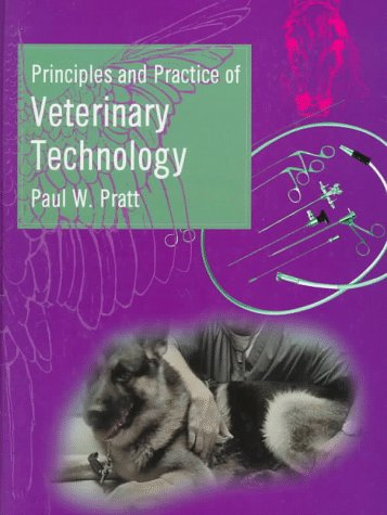 Principles and Practice of Veterinary Technology 9780815173083