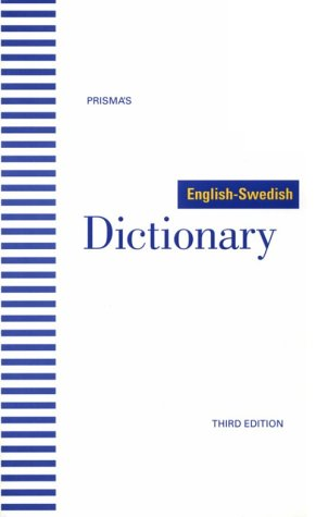 Prismas English-Swedish Dictionary 9780816631629