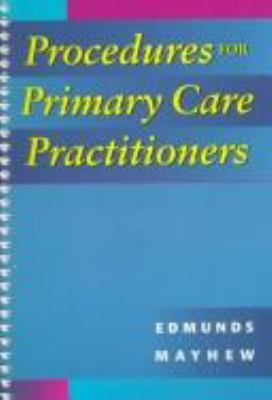 Procedures for Primary Care Practitioners 9780815130345