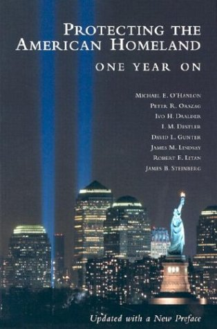 Protecting the American Homeland: One Year on 9780815764533