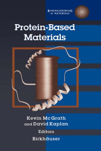 Protein-Based Materials 9780817638481