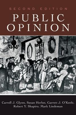 Public Opinion, Second Edition 9780813341729