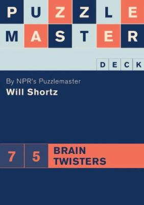 Puzzlemaster Deck: 75 Brain Twisters 9780811854436