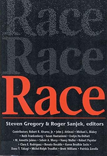 Race 9780813521091