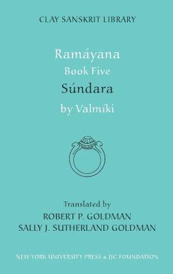 Ramayana Book Five: Sundra 9780814731789