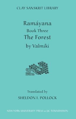 Ramayana Book Three: The Forest 9780814767221