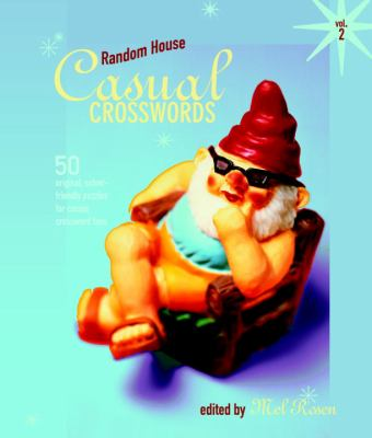 Random House Casual Crosswords: Volume 2 9780812935325